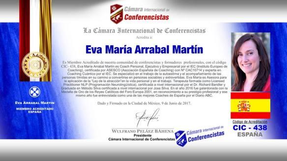 Cámara Internacional de Conferencistas