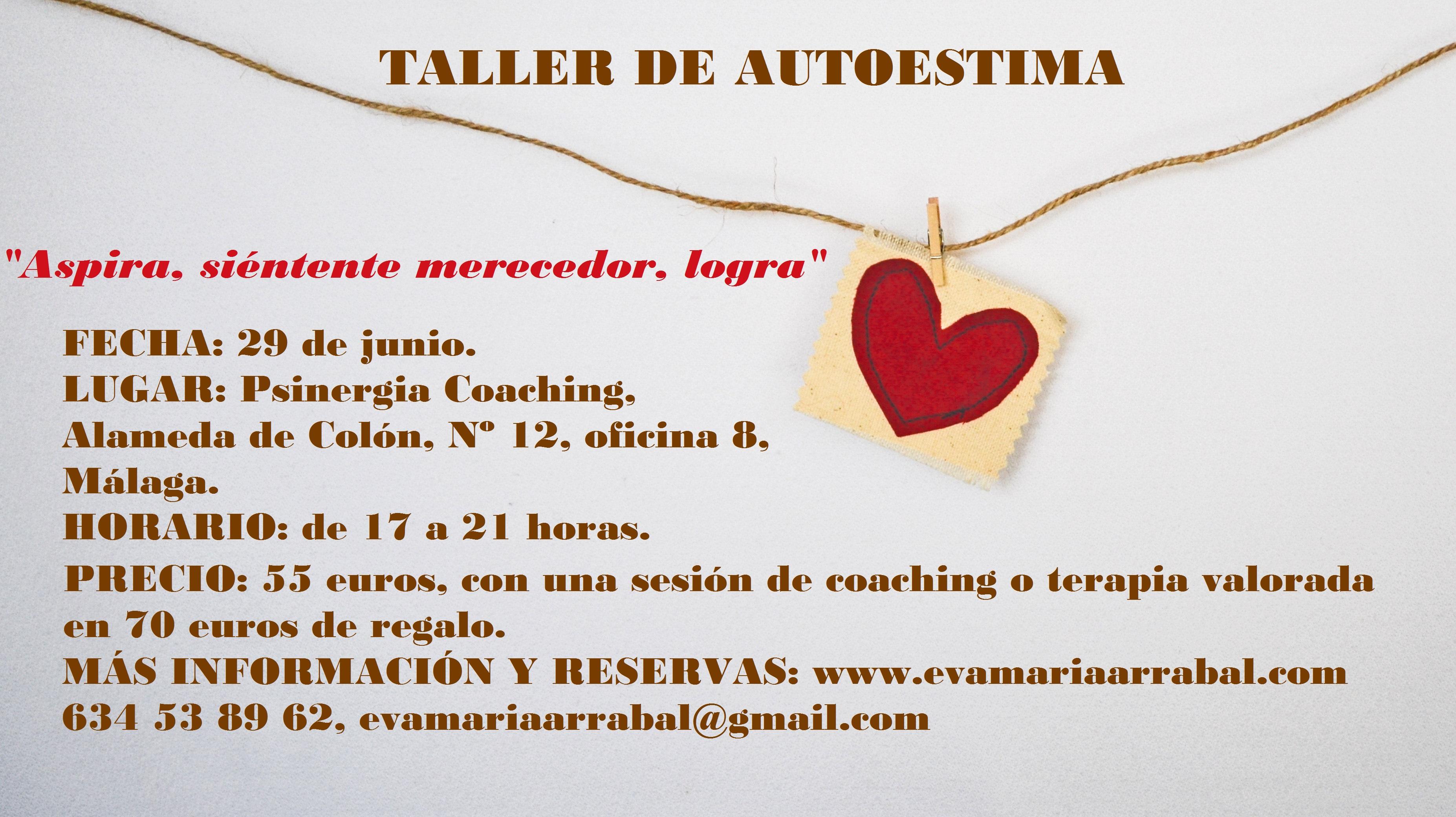 Cartel taller1